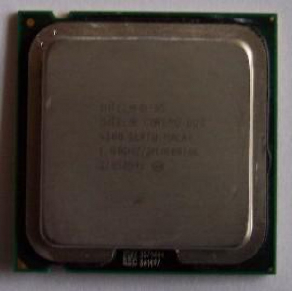 Intel Core2 Duo E4300 2x 1,8 GHz SL9TB